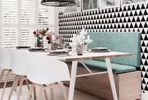 Interior design // Dining