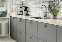 Interior design // Kitchen