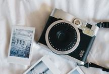 Beautiful vintage cameras