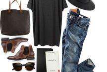 Basic Must-Haves / Basics, die einfach in den Kleiderschrank gehören :)