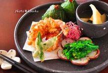 food:  ワンプレート (Mixed Plate) / 参考盛り付け