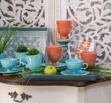 Royal Collection / From uniquely shaped Alice in Wonderland mugs, plates and trays to ravishing colourful ideas! Inspire yourselves!