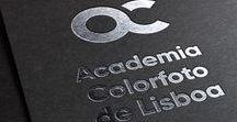Academia Colorfoto de Lisboa / Brand & Identity