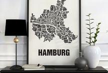 Hamburg / Hamburg - meine Perle. Meine zweite Heimat. Die schönsten Plätze und Must-Sees in der Hansestadt.