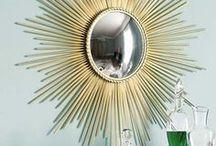 Sunburst Mirror Inspo