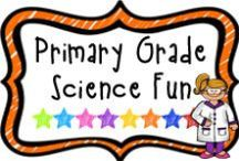 "*Primary Grade Science Fun / A board to find fun science activities for the primary grade.  If pinning, please limit paid items to 1 for every 3 or 4 ""fun"" pins.  Thanks!"