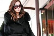 THINKING WINTER / Unexpectedly stylish ways putting pieces together to create cool, clever outfits for Winter