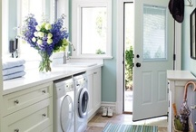 Dream Laundry Rooms / The perfect space for doing laundry – just add Woolite®! / by Woolite