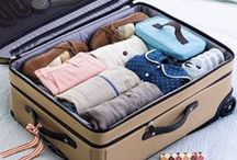 TRAVEL TIPS / Packing for a Trip