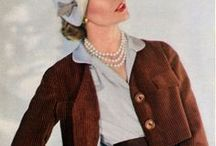 1950s / Fashion 1950s Style