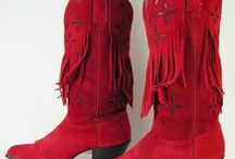 """RED / In the words of the famous designer, Bill Blass.... """"When in doubt, wear red."""""""