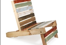 Pallets crafts / Διάφορες κατασκευές από παλέτες .