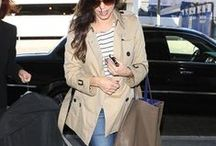 TRENCH COAT STYLING / Trench coat style