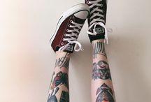 Tattoo crushes...