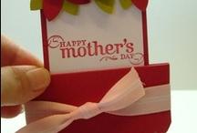 Mother's day cards / Φτιάξτε πρωτότυπες κάρτες για την γιορτή της μητέρας.