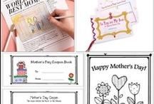 Mother's day printables / Εκτυπώστε διάφορες έξυπνες και πρωτότυπες ιδέες ( εφημερίδα , κουπόνια , βραβεία κ.α ) για την γιορτή της μητέρας
