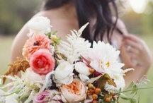 Fabulous bouquets for brides /  bouquets inspired by the countryside