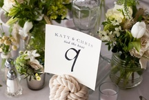 Decorating tables / lovely ways to complete your wedding picture