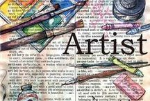 Art / art is my life and i'll share it with the world