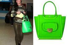 NEON HANDBAGS / Add a Neon Handbag