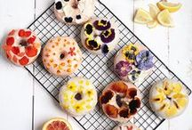 fun baking ideas / Recipes and baking ideas for afternoons of fun. Expect cookie recipes, colourful cake recipes and a whole lot more.