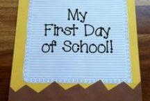 Back to school ideas - first day of school / Διάφορες ιδέες για τις πρώτες μέρες στο σχολείο ( δωράκια για τα παιδιά , δραστηριότητες , διακόσμηση τάξης κ.ά)