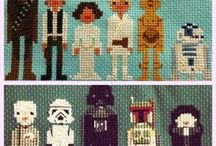 Cross Stitches / Different kind of cross stitches, no flowers or landscapes here!