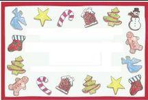 Christmas printables - patron - templates / Εκτυπώστε πατρόν , φύλλα εργασίας και παιχνίδια σχετικά με τα Χριστούγεννα!!