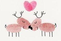 Christmas - Reindeer - Rountolf crafts  / Διάφορες ιδέες και κατασκευές για τον αγαπημένο Ρούντολφ και τους ταράνδους του Άγιου Βασίλη