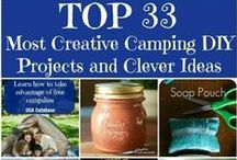 Camping fun! / by Penny's Pixie Planters