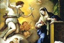 25h Martioy - Eyaggelismos Theotokoy / Διάφορες ιδέες και δραστηριότητες για τον εορτασμό του Ευαγγελισμού την 25η Μαρτίου.