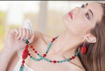 GLAMOUR PRIMAVERA 2014 / Colores intensos y suaves, diseños diferentes y unas piedras naturales excepcionales