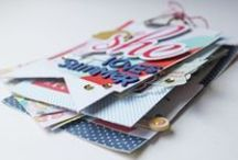 Sarah Bargo Paper Addict / A collection of paper projects I created! Thanks so much for pinning!  ;)