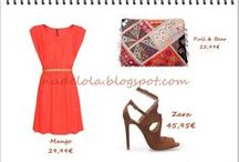 Lolalolailo - Consigue el look / Outfit ideas.