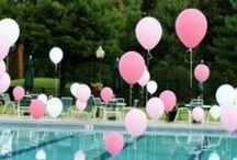 Fiestas - Inspiración / Ideas y decoración para fiestas. Party. / by Lolalolailo Blog