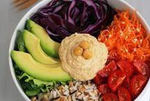 Comida vegetariana y vegana / Recetas de comida vegetariana y vegana / by Lolalolailo Blog
