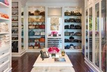 Closets / by Real Estate Pinspirations