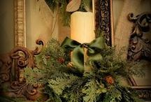 Christmas Charm / Home decor ideas for the most wonderful time of the year.