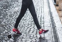 Running shoes - Looks / Looks con calzado tipo running.