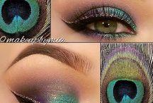 Eye - Make Up & Lashes