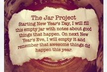 2015 Resolutions / Ideas for Resolutions, Inspiring Quotations, and DIY Projects