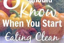 Clean & Healthy Eating