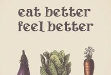 Food Quotes / Inspiring, uplifting and humourous quotes about food.