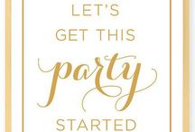 PARTY... Like there is no tomorrow