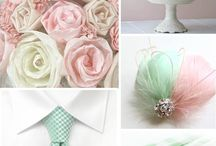 Pink & Mint / Forward Planning!