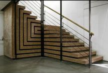 stairs & balustrade