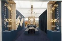 Decorex | London 2014 / Baroncelli's stand at Decorex International, Syon Park, London 2014