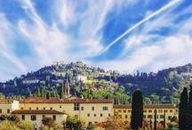 Fiesole, Tuscany - Roman ruins, Art, Villas