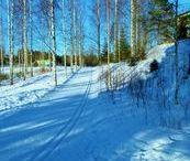 Jyväskylä, Finland - Winter