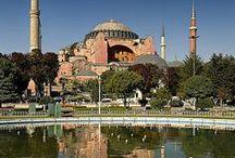 Byzantine art: Hagia Sofia, Chora. Istanbul